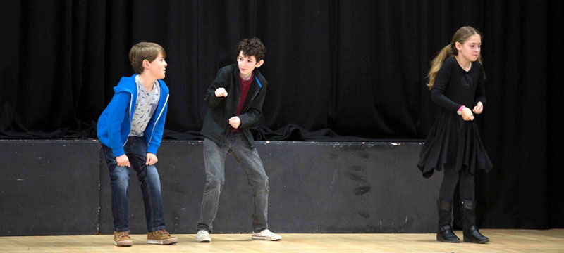 Springboard - Brighton & Hove Performing Arts Festival
